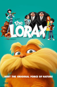 The Lorax © Universal Studios