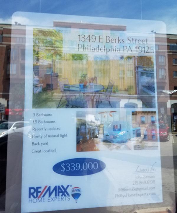Back yard Berks Sales Feature
