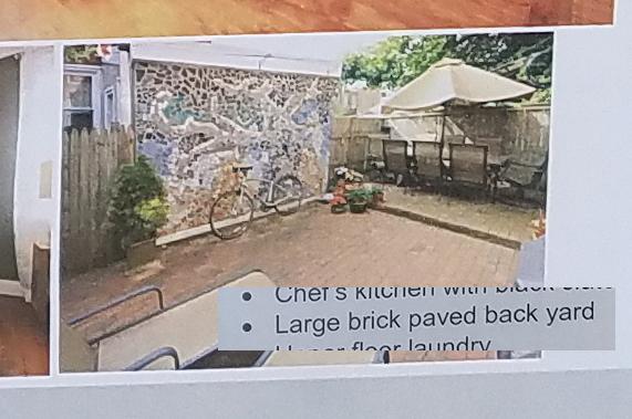 brick garden and light sell